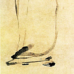 Chinese artists of the Middle Ages - Liang Kai [梁楷 - 太白行吟图]
