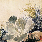 Chinese artists of the Middle Ages - Guo Xu [郭诩 - 杂画图(之一、二)]