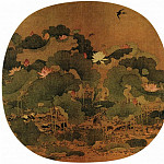 Chinese artists of the Middle Ages - Unknown [佚名 - 太液荷风图]