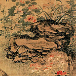 Chinese artists of the Middle Ages - Chen Zun [陈遵 - 柳岸立凫图]