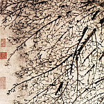 Chinese artists of the Middle Ages - Wang Mian [王冕 - 墨梅图]