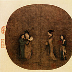 Chinese artists of the Middle Ages - Unknown [佚名 - 饮茶图]