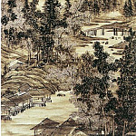 Chinese artists of the Middle Ages - Zou Jie [邹拮 - 云峦水村图]