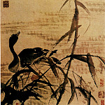 Chinese artists of the Middle Ages - Bian Shou Min [边寿民 - 芦雁图]