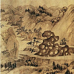 Chinese artists of the Middle Ages - Cheng Zhengkui [程正揆 - 江山卧游图]