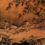 Chinese artists of the Middle Ages - Ma Yuan [马远 - 西园雅集图(部分)]