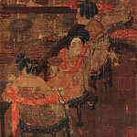 Chinese artists of the Middle Ages - Unknown [佚名 - 宫乐图]
