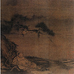 Chinese artists of the Middle Ages - Unknown [佚名 - 憩寂图]