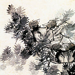 Chinese artists of the Middle Ages - Xu Gu [虚谷 - 花鸟水族图(之一、二、三四)]