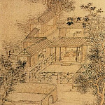 Chinese artists of the Middle Ages - Luo Pin [罗聘 - 人物山水图]