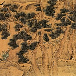 Chinese artists of the Middle Ages - Yu-Zhi Ding [禹之鼎 - 云林同调图]