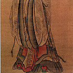 Chinese artists of the Middle Ages - Ma Lin [马麟 - 夏禹王像]
