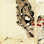 Chinese artists of the Middle Ages - Sun Kehong [孙克弘 - 玉堂芝兰图]