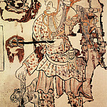 Chinese artists of the Middle Ages - Unknown [佚名 - 行脚僧图]