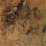 Chinese artists of the Middle Ages - Zhang Ju [张踽 - 文姬归汉图]