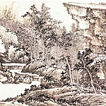 Chinese artists of the Middle Ages - Gao Cen [高岑 - 江山千里图]