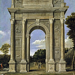 Part 2 Prado Museum - Domenichino -- Arco de triunfo