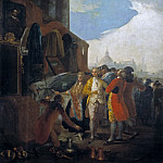 La feria de Madrid, Francisco Jose De Goya y Lucientes