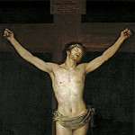 Part 2 Prado Museum - Goya y Lucientes, Francisco de -- Cristo crucificado