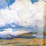 Cloud, Roerich N.K. (Part 1)