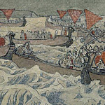 Warships, Roerich N.K. (Part 1)
