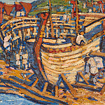 Roerich N.K. (Part 1) - Build a boat. Sketch for the eponymous film