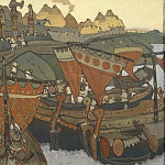 Roerich N.K. (Part 2) - Slavs on the Dnieper