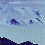 Silver mountain, Roerich N.K. (Part 1)