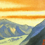 Roerich N.K. (Part 1) - The Himalayas (93)