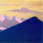 Roerich N.K. (Part 1) - The Himalayas (Etude) (32)