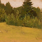 Roerich N.K. (Part 1) - Pines. Okulovka