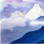 Roerich N.K. (Part 1) - The Himalayas (Etude) (25)
