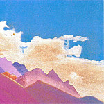 Roerich N.K. (Part 1) - The Himalayas (Etude) (09)