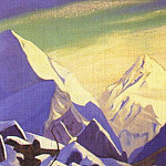 Hunting , Roerich N.K. (Part 1)