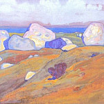 Roerich N.K. (Part 1) - Lake Pyros. Stones