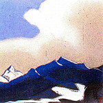 Roerich N.K. (Part 1) - The Himalayas (Etude) (22)