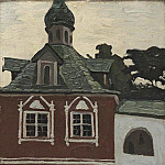 Pechora. Sacristy, Roerich N.K. (Part 1)