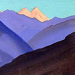 Roerich N.K. (Part 1) - The Himalayas (Etude) (27)