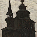 Roerich N.K. (Part 1) - Rostov. Church on Ishna