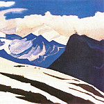 Roerich N.K. (Part 1) - The Himalayas (Etude) (07)