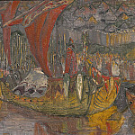 Roerich N.K. (Part 2) - Red sails. Hike Vladimir Korsun