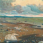 For Sea Land great , Roerich N.K. (Part 1)