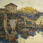 Roerich N.K. (Part 1) - Old Ladoga