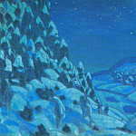 Prolog. Forest , Roerich N.K. (Part 1)
