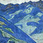 Rhone Valley, Roerich N.K. (Part 1)