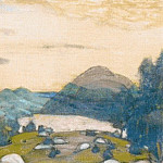 Yarilin valley, Roerich N.K. (Part 1)