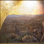 Roerich N.K. (Part 1) - Evening heroism Kiev (sketch fresco on bylina)