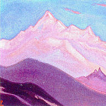 Roerich N.K. (Part 1) - The Himalayas (Etude) (29)