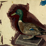 Stuffed duck , Roerich N.K. (Part 1)