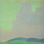 Roerich N.K. (Part 1) - Cloud (sketch)